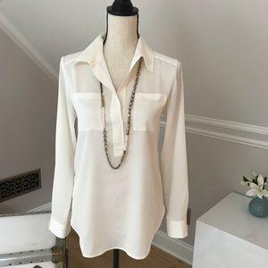 Ann Taylor Shirt Blouse. NWOT